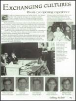 1999 Belleville Township West High School Yearbook Page 116 & 117