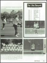 1999 Belleville Township West High School Yearbook Page 176 & 177