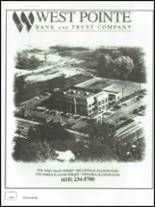 1999 Belleville Township West High School Yearbook Page 206 & 207