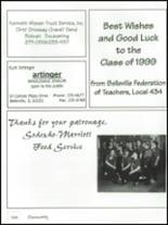1999 Belleville Township West High School Yearbook Page 244 & 245