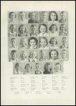 1941 Clyde High School Yearbook Page 56 & 57