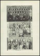 1941 Clyde High School Yearbook Page 72 & 73