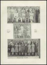 1941 Clyde High School Yearbook Page 80 & 81