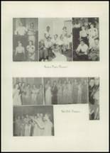 1941 Clyde High School Yearbook Page 86 & 87