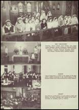 1949 Academy of The Sacred Heart Yearbook Page 14 & 15