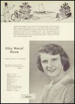 1949 Academy of The Sacred Heart Yearbook Page 16 & 17