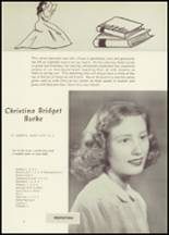 1949 Academy of The Sacred Heart Yearbook Page 18 & 19