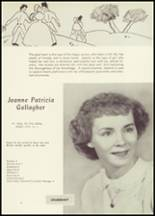 1949 Academy of The Sacred Heart Yearbook Page 22 & 23
