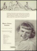 1949 Academy of The Sacred Heart Yearbook Page 24 & 25