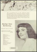 1949 Academy of The Sacred Heart Yearbook Page 26 & 27