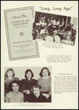 1949 Academy of The Sacred Heart Yearbook Page 44 & 45