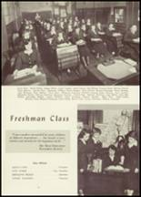 1949 Academy of The Sacred Heart Yearbook Page 48 & 49