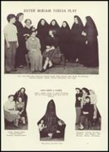 1949 Academy of The Sacred Heart Yearbook Page 50 & 51