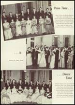 1949 Academy of The Sacred Heart Yearbook Page 52 & 53