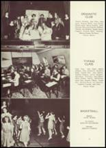 1949 Academy of The Sacred Heart Yearbook Page 56 & 57
