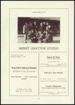1949 Academy of The Sacred Heart Yearbook Page 66 & 67