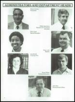 1987 Hyde Park High School Yearbook Page 10 & 11