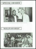 1987 Hyde Park High School Yearbook Page 20 & 21