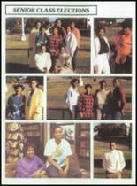 1987 Hyde Park High School Yearbook Page 22 & 23