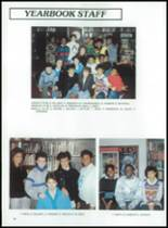 1987 Hyde Park High School Yearbook Page 24 & 25