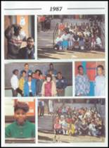 1987 Hyde Park High School Yearbook Page 26 & 27
