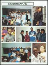 1987 Hyde Park High School Yearbook Page 28 & 29