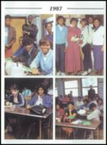 1987 Hyde Park High School Yearbook Page 30 & 31