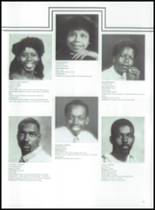 1987 Hyde Park High School Yearbook Page 40 & 41