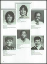 1987 Hyde Park High School Yearbook Page 42 & 43