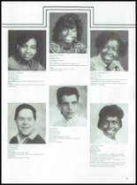 1987 Hyde Park High School Yearbook Page 52 & 53
