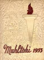 1953 Yearbook Muhlenberg High School