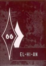1966 Yearbook Elderton High School