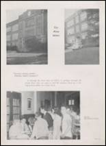 1949 Danville High School Yearbook Page 10 & 11