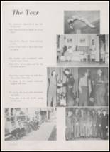 1949 Danville High School Yearbook Page 14 & 15