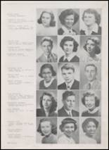 1949 Danville High School Yearbook Page 22 & 23
