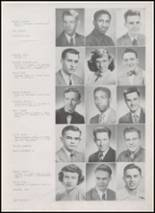 1949 Danville High School Yearbook Page 24 & 25
