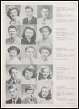 1949 Danville High School Yearbook Page 26 & 27