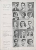 1949 Danville High School Yearbook Page 28 & 29