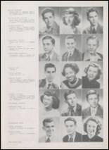 1949 Danville High School Yearbook Page 30 & 31