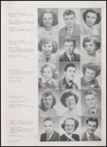 1949 Danville High School Yearbook Page 32 & 33