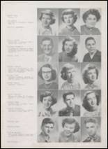 1949 Danville High School Yearbook Page 34 & 35