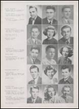 1949 Danville High School Yearbook Page 36 & 37