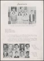 1949 Danville High School Yearbook Page 42 & 43