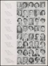1949 Danville High School Yearbook Page 44 & 45