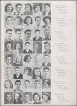 1949 Danville High School Yearbook Page 46 & 47