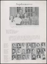 1949 Danville High School Yearbook Page 48 & 49