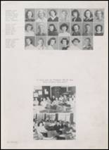 1949 Danville High School Yearbook Page 56 & 57
