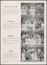 1949 Danville High School Yearbook Page 98 & 99