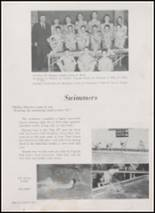 1949 Danville High School Yearbook Page 112 & 113