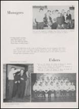 1949 Danville High School Yearbook Page 122 & 123